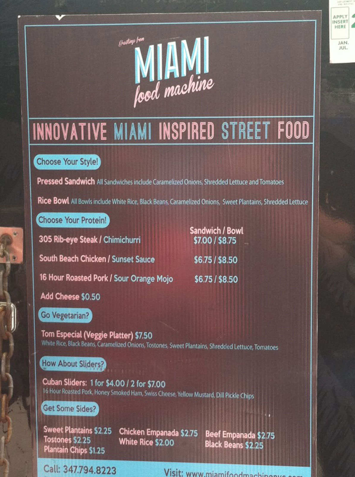 A taste of Miami in Midtown