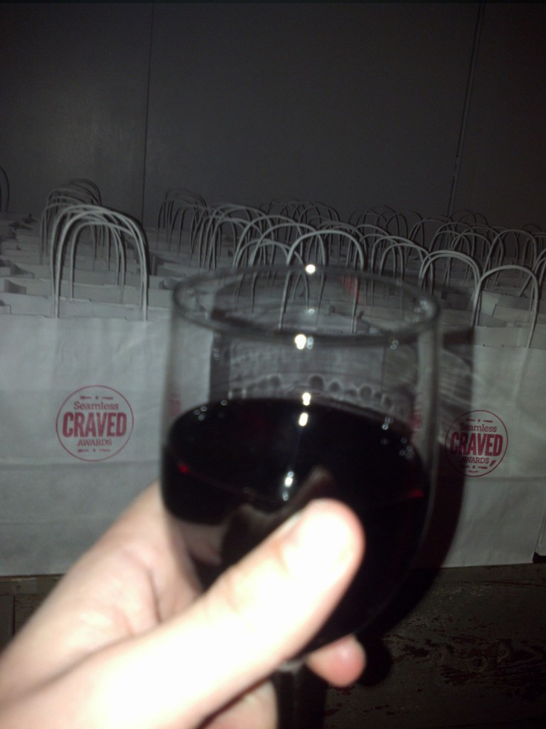 Cheers! to an awesome event!